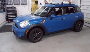 2011 MINI Countryman Exterior