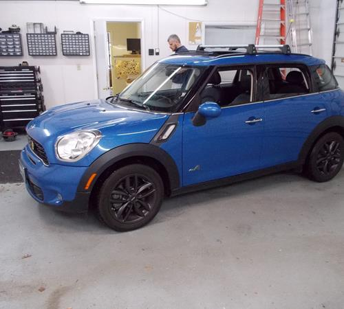 2012 MINI Countryman Exterior