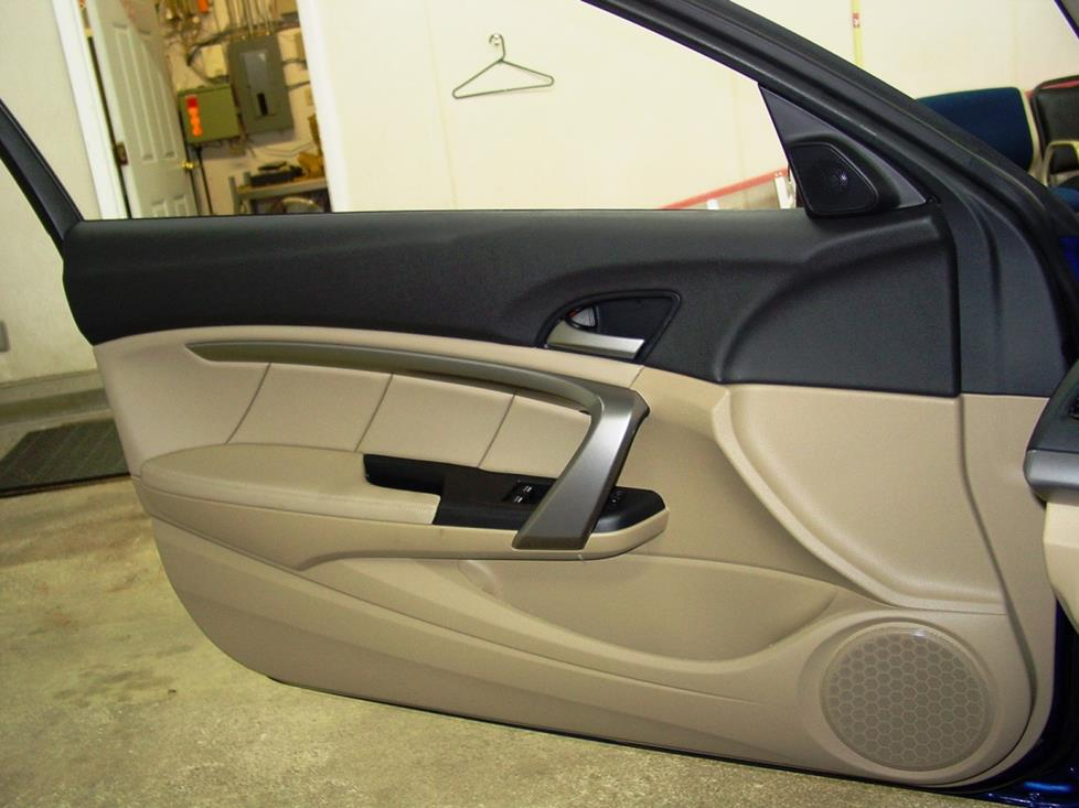 honda accord coupe front door