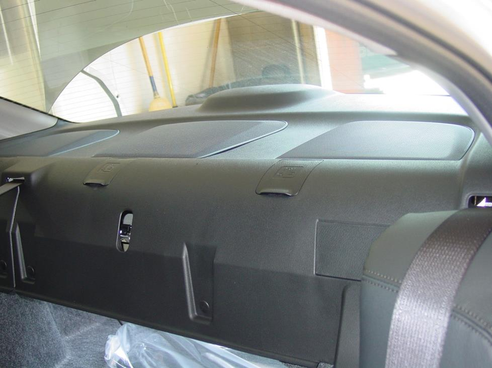 2008-2012 Honda Accord Sedan Car Audio Profile on