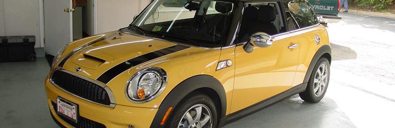2009 Mini Cooper Exterior