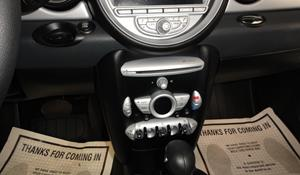 2012 MINI Clubman Factory Radio
