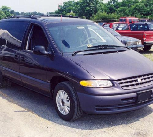 1999 Plymouth Voyager Exterior