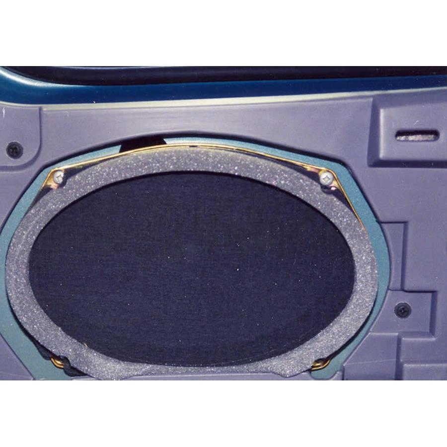 2000 Plymouth Voyager Mid-rear speaker