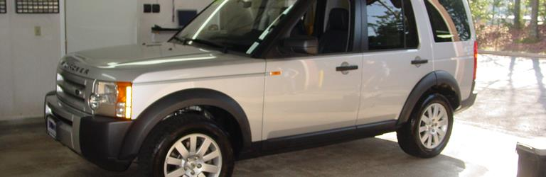 2006 Land Rover LR3 - find speakers, stereos, and dash kits
