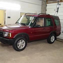 exterior land rover discovery audio radio, speaker, subwoofer, stereo Land Rover Discovery 1998 at bayanpartner.co