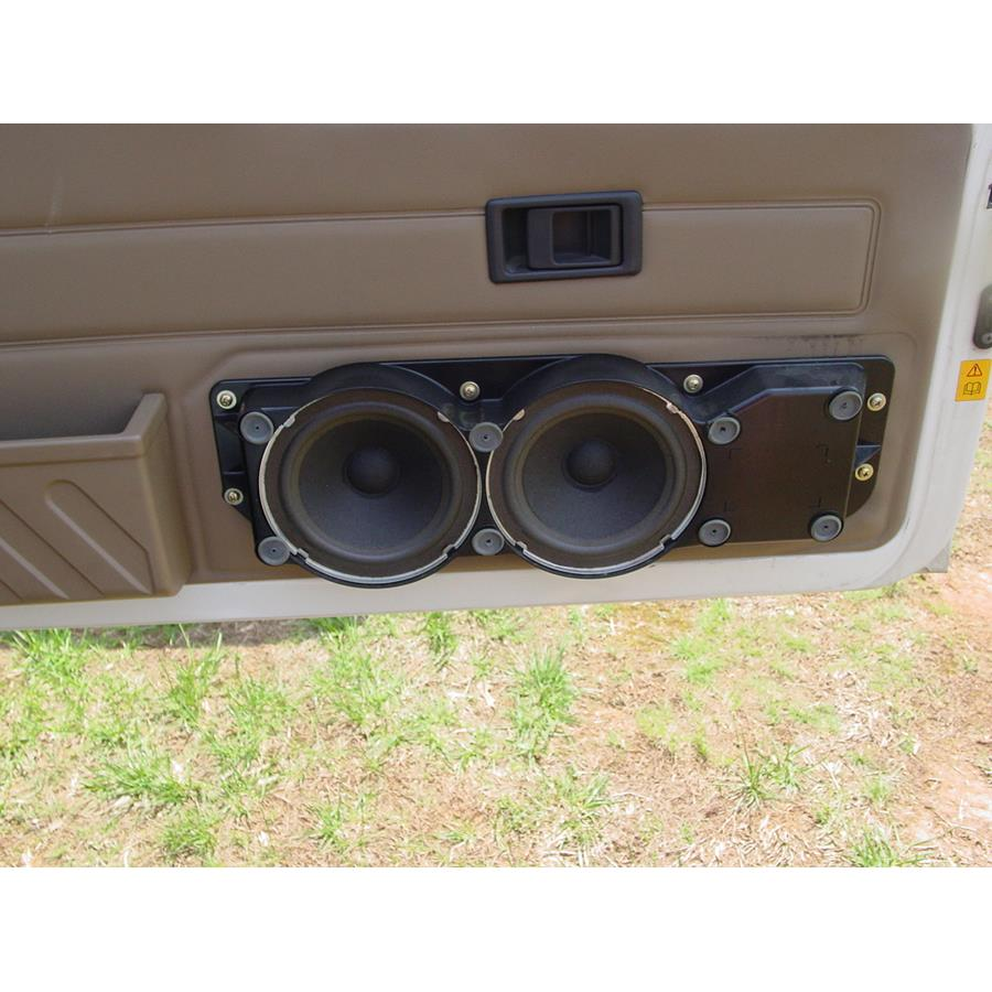 1998 Land Rover Discovery Tail door speaker