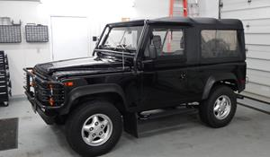 1997 Land Rover Defender Exterior