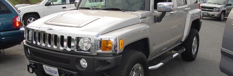 Hummer H3 Audio – Radio, Speaker, Subwoofer, Stereo