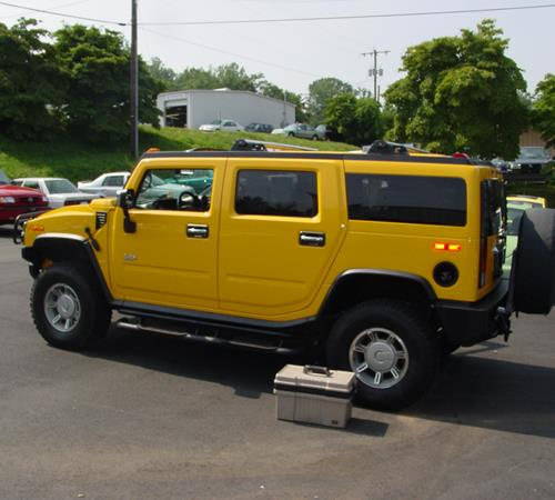 2007 Hummer H2 Exterior: Find Speakers, Stereos, And Dash Kits
