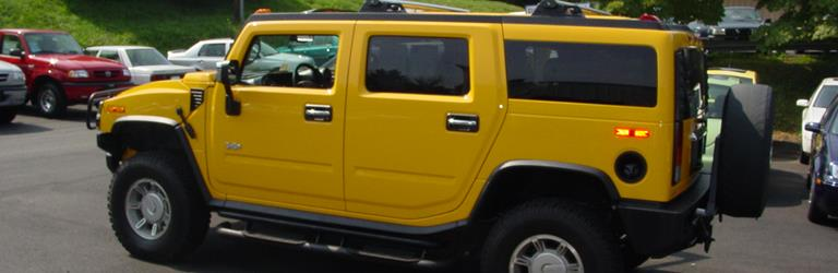 2005 Hummer H2 - find speakers, stereos, and dash kits that fit your on