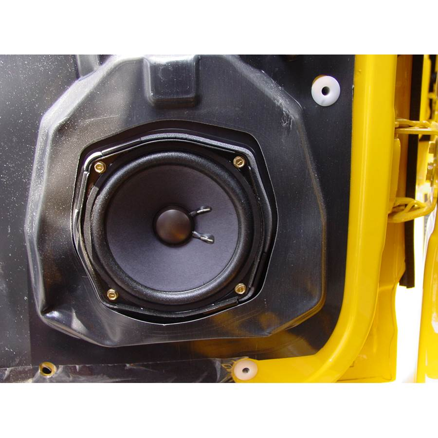 2009 Hummer H2 Rear door speaker