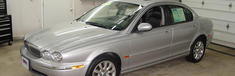 2002 Jaguar X-Type - find speakers, stereos, and dash kits ... on