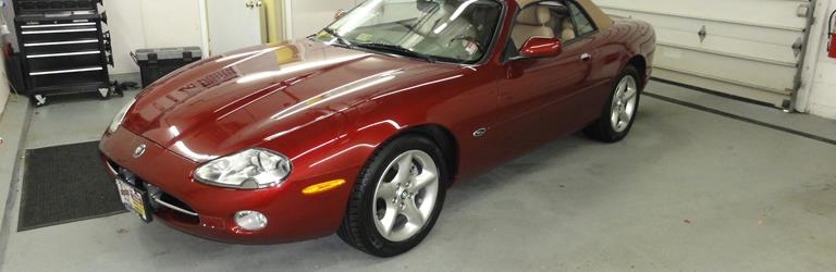 1997 Jaguar XK8 - find speakers, stereos, and dash kits that