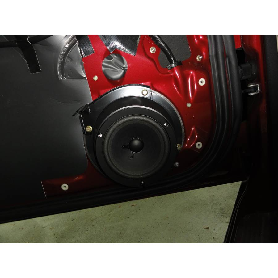 2004 Jaguar XK8 Front door woofer