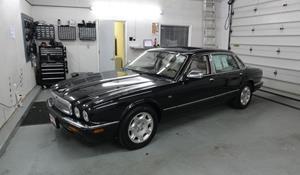 2000 Jaguar Van Den Plas Exterior