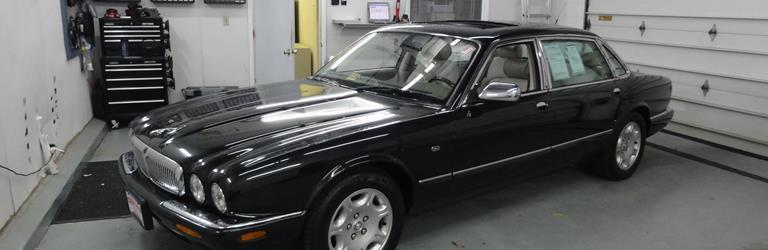 2002 Jaguar XJR Exterior 2002 Jaguar XJR Exterior