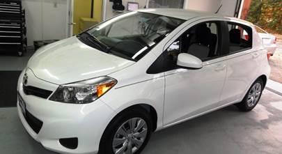 2012-2018 Toyota Yaris