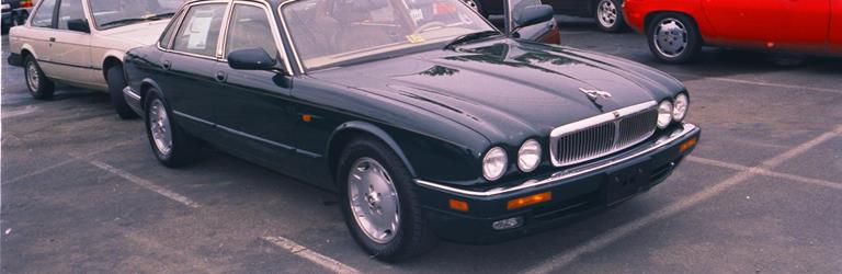 Jaguar XJ6 Audio  Radio Speaker Subwoofer Stereo