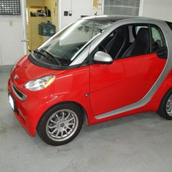 2015 Smart fortwo Exterior