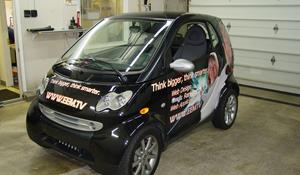 2005 Smart fortwo Exterior
