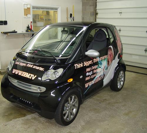 2002 Smart fortwo Exterior