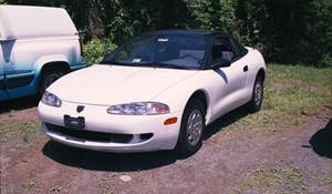 1996 Eagle Talon Exterior