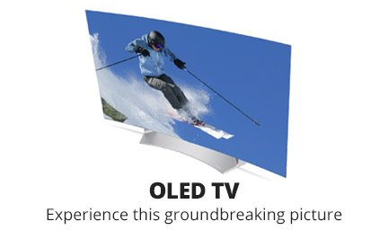 OLED TV - experience this groundbreaking picture