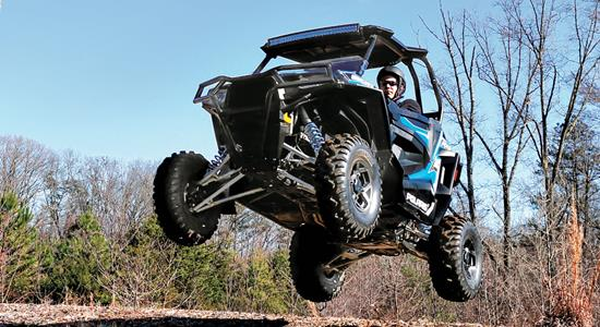 Custom stereo systems for your Polaris RZR
