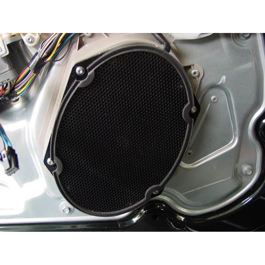 2010 Ford Fusion Front door woofer