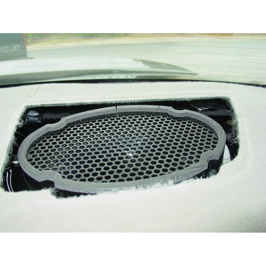 2010 Ford Fusion Rear deck speaker