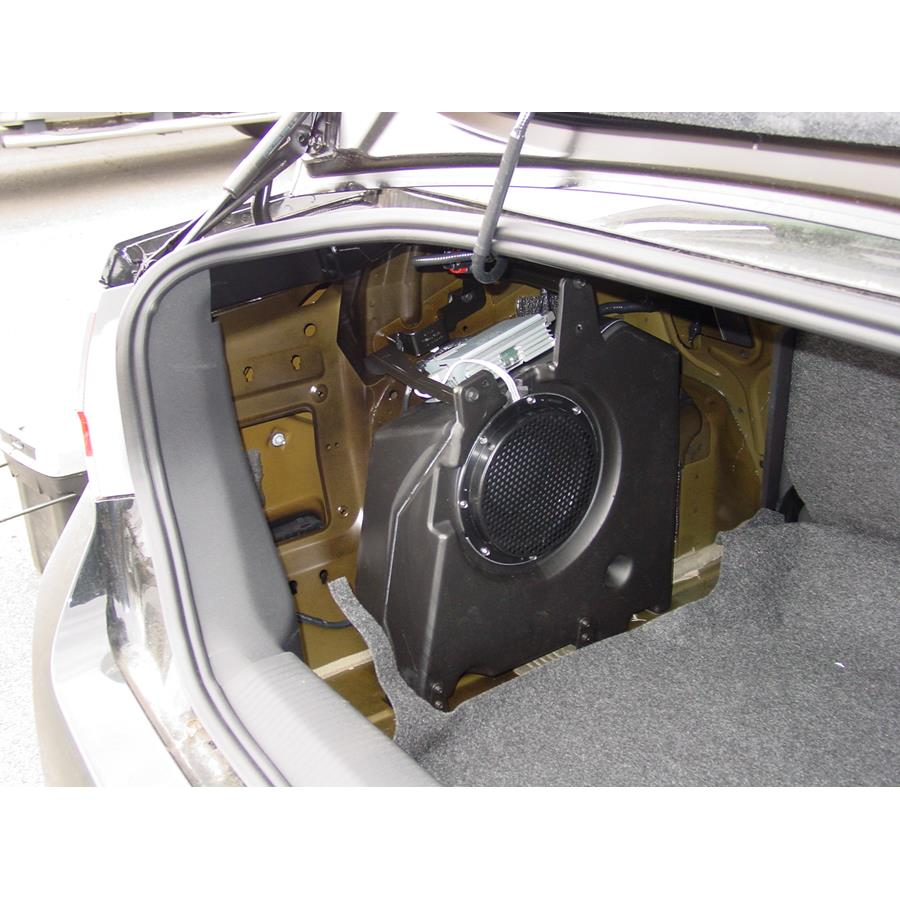 2011 Ford Focus Trunk speaker