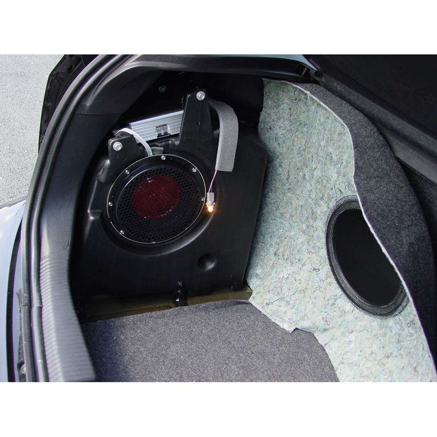 2006 Ford Focus ZX3 Far-rear side speaker