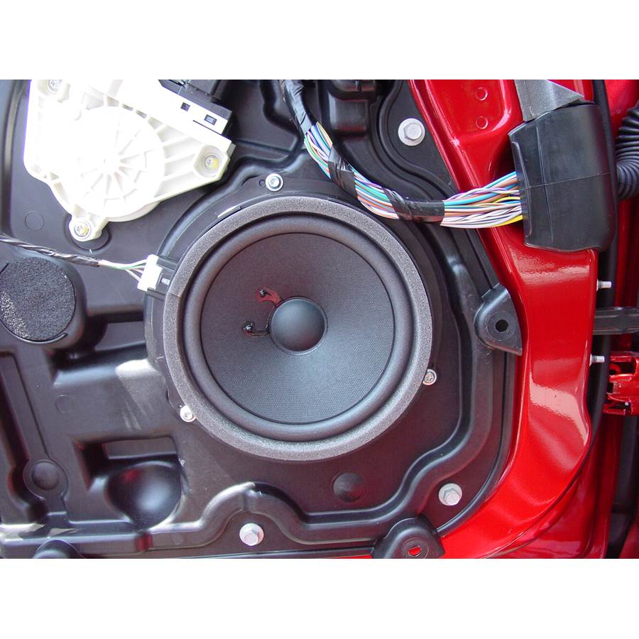 2012 Ford Fiesta Front door woofer