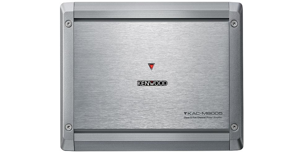 Kenwood KAC-M8005 5-channel amplifier