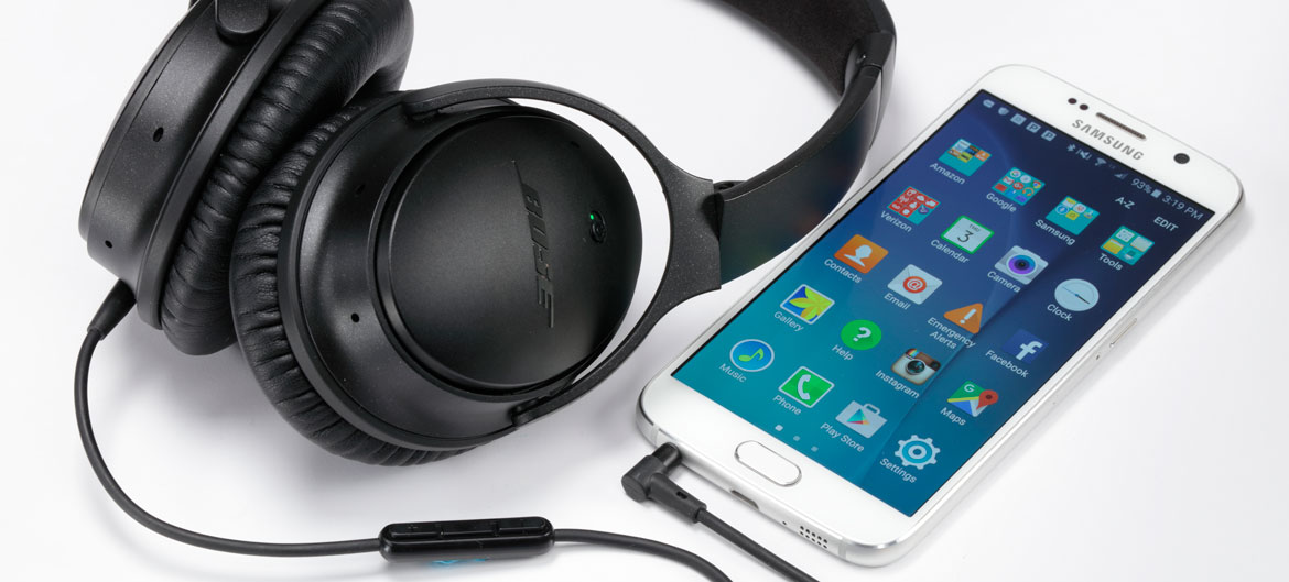 Headphones for Samsung Galaxy or Android Phone