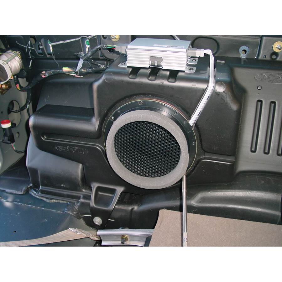 2006 Ford Expedition Far-rear side speaker