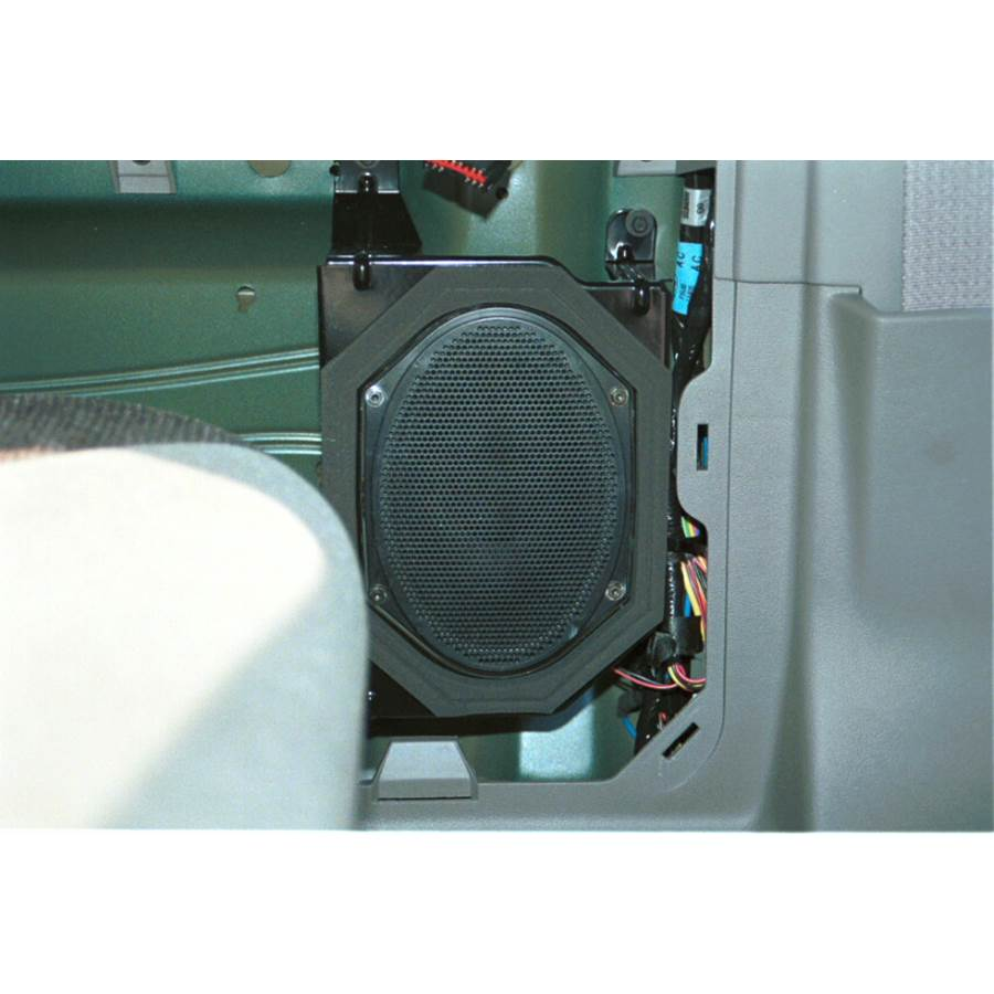 1997 Ford Club Wagon Mid-rear speaker