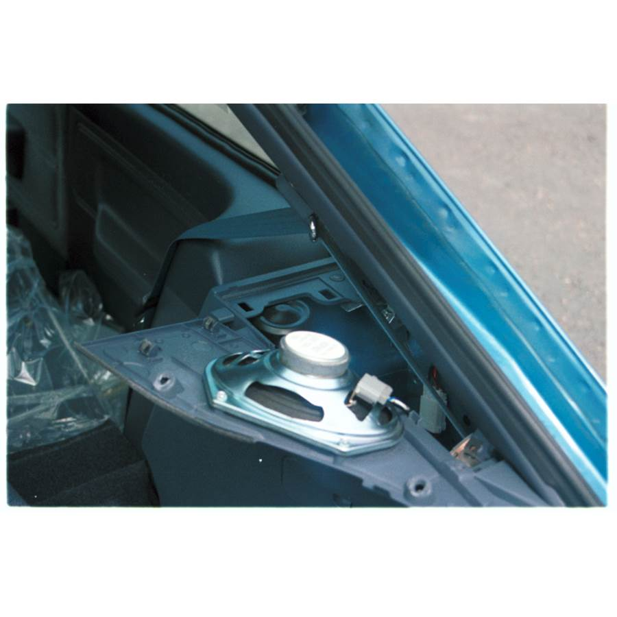 1992 Ford Escort Pony Side panel speaker