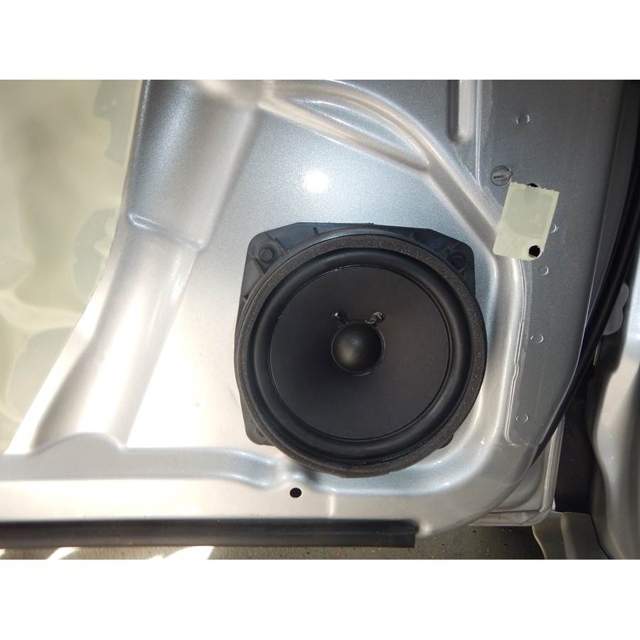 2014 Chevrolet Captiva Sport Front door woofer