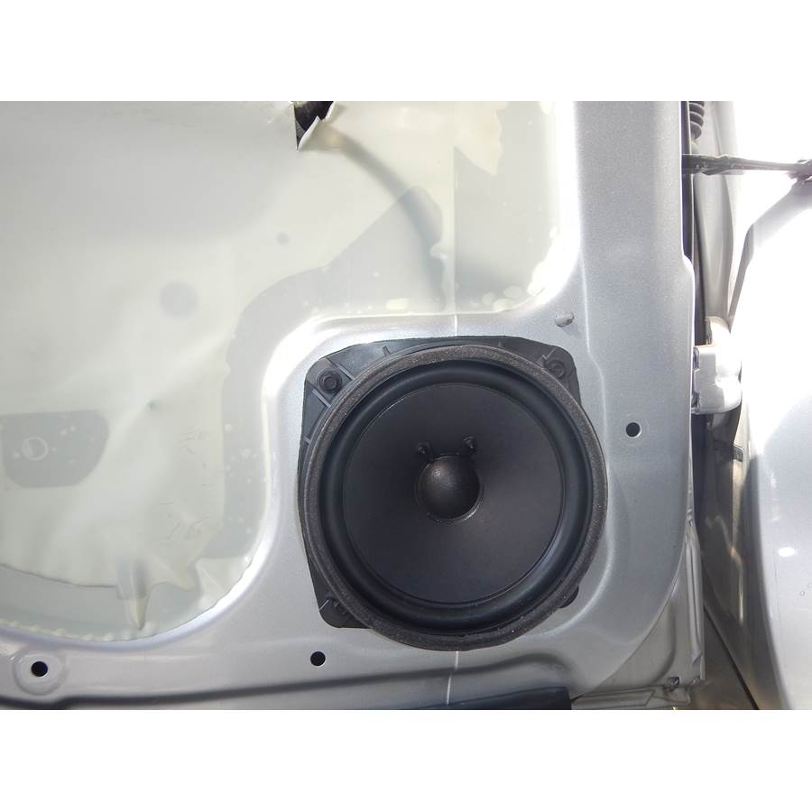 2014 Chevrolet Captiva Sport Rear door woofer