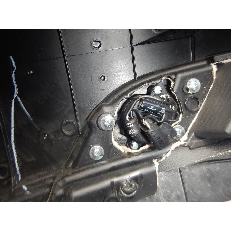 2014 Chevrolet Captiva Sport Front door tweeter