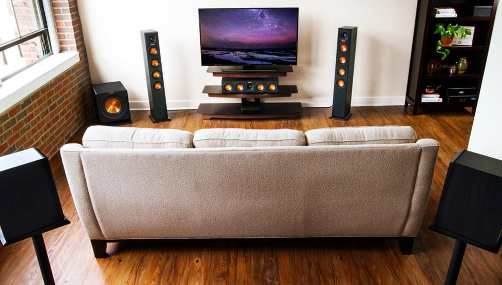 Klipsch Reference Premiere HD Wireless 5.1 Surround Sound System