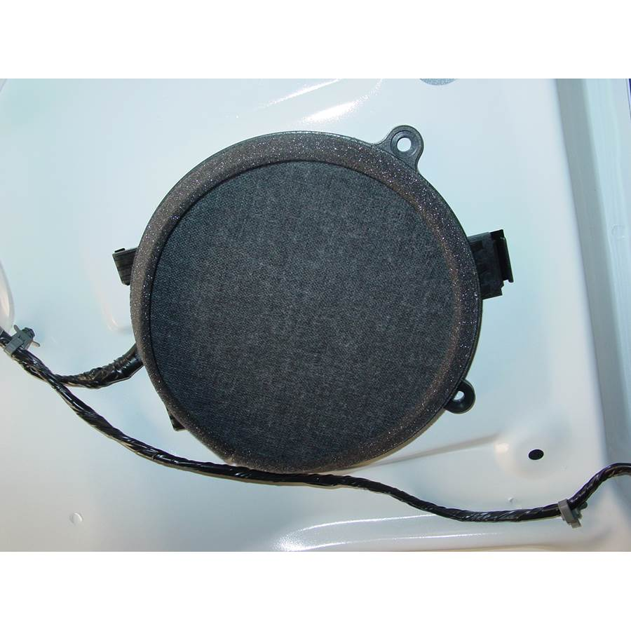 2006 Chevrolet Uplander Tail door speaker
