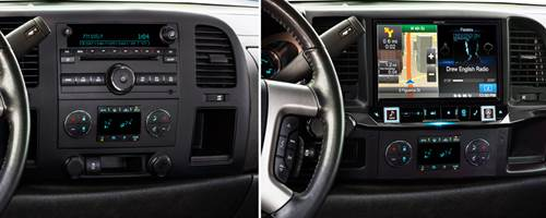Are Alpine Restyle dash kits and receivers worth it?