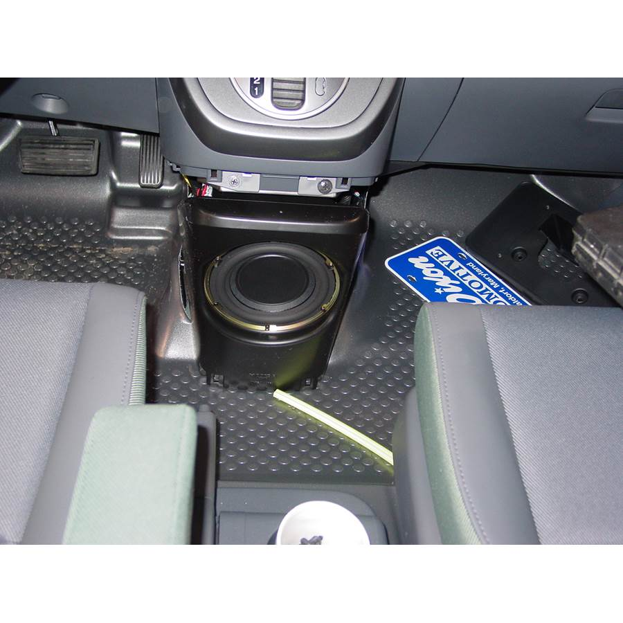 2005 Honda Element Dash floor speaker