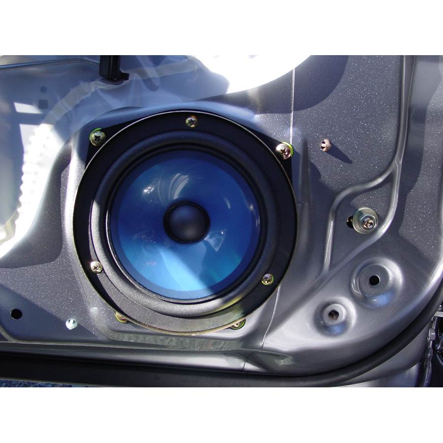 2003 Honda S2000 Front door woofer