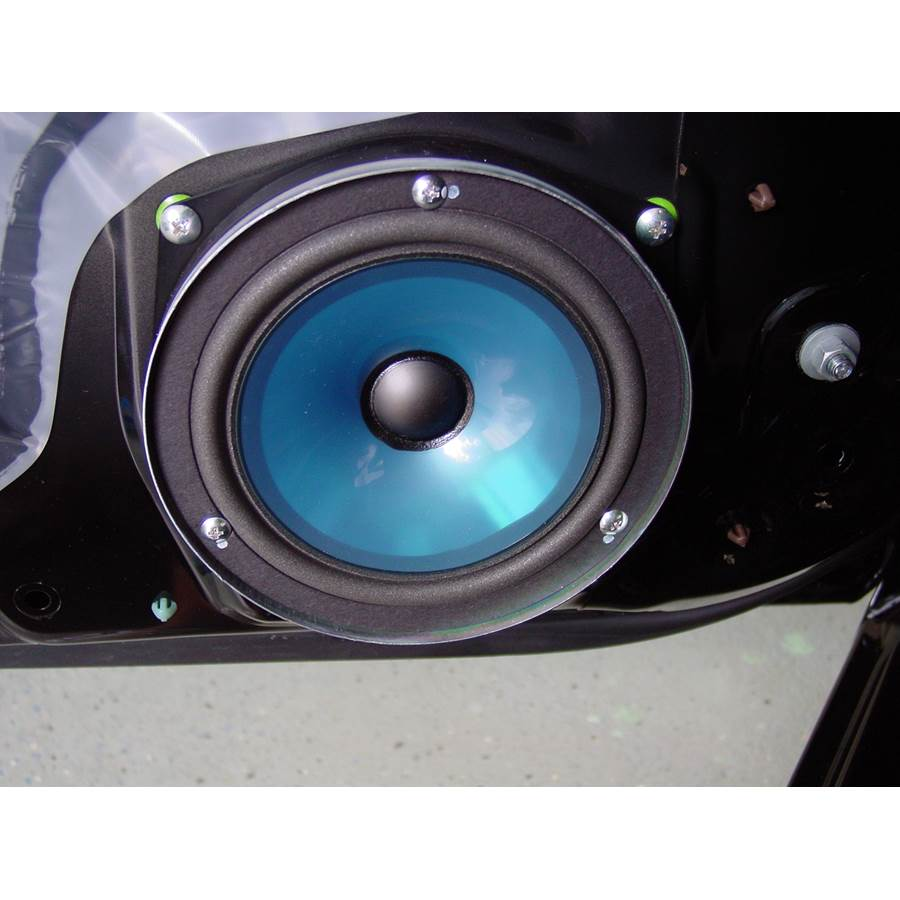 2006 Honda S2000 Front door woofer