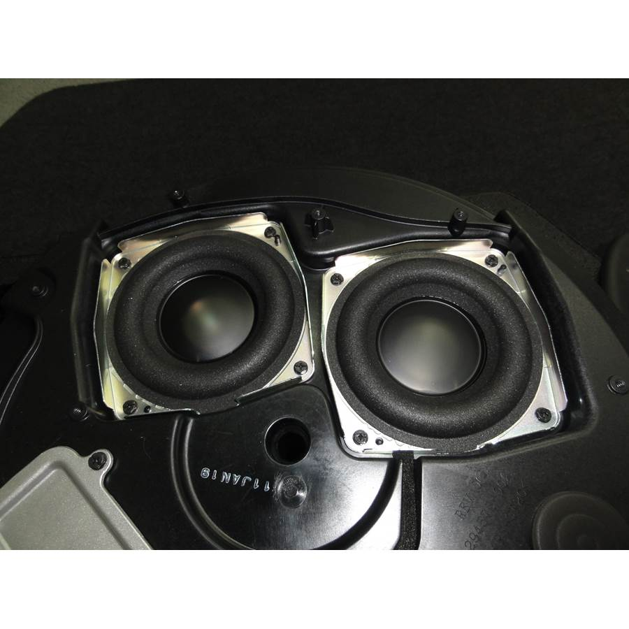 2013 Nissan Quest Under cargo floor speaker