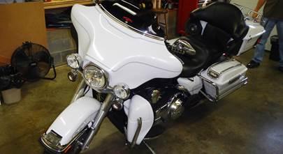 2006-2013 Harley-Davidson Electra Glide, Street Glide, and Ultra Glide